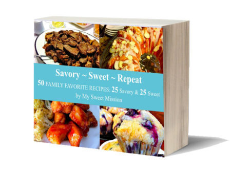 Our 1st Cookbook is Now Available!