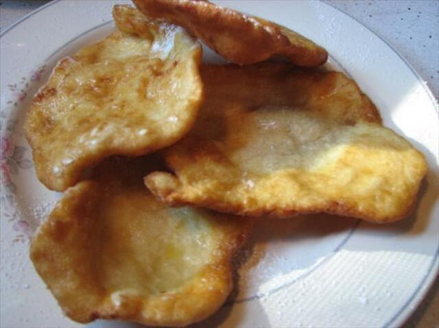 Navajo Fried Bread