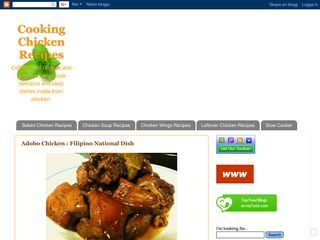 Cooking Chicken Recipes