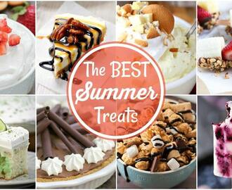The Best Summer Treats