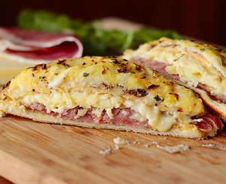 Croque Monsieur Simples