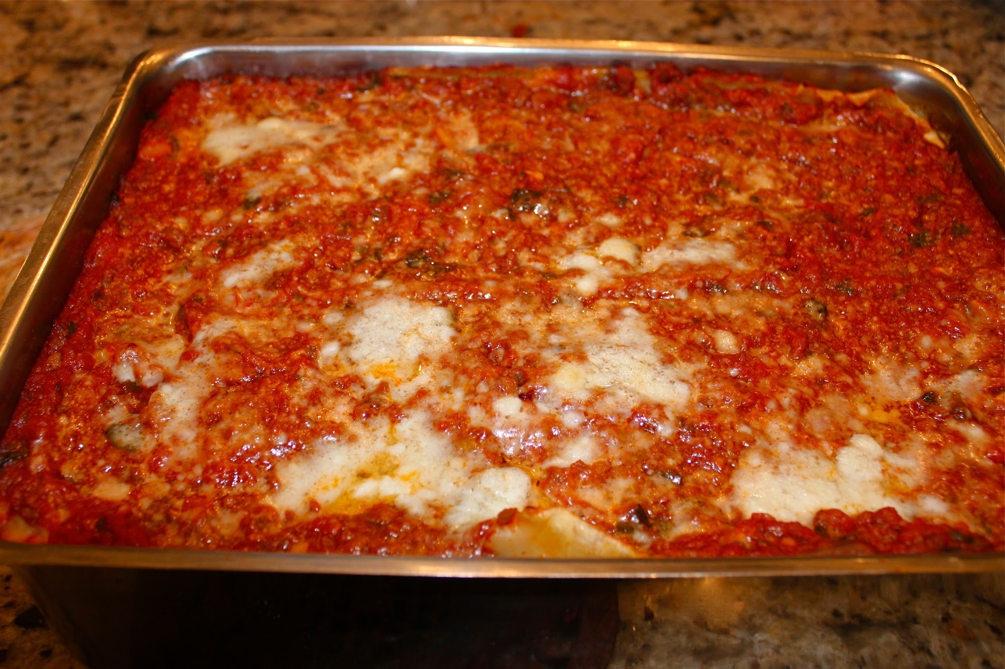 Lasagna for Loved Ones in the Heat of Summer!