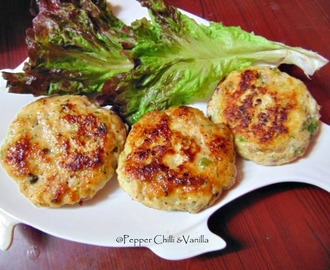 Chicken Burger Patty/Chicken Burger Patties Recipe.