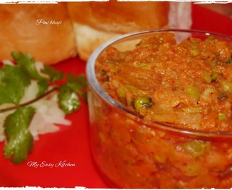 Pav bhaji - How to make pav bhaji / Pav bhaji recipe