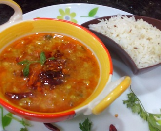 Dal Tadka Dhaba Style|how to cook smoked punjabi dal dhaba style