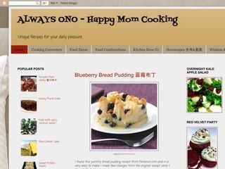 Always Ono Happy Mmm Cooking