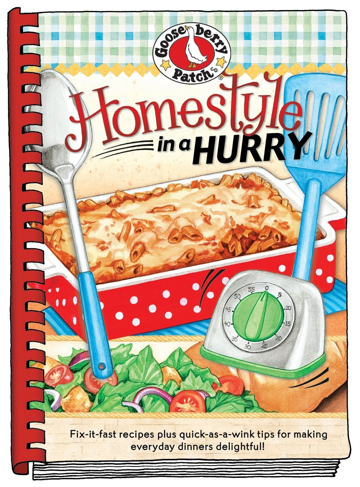 Homestyle In A Hurry - Review Recipes & Giveaway Reminder!