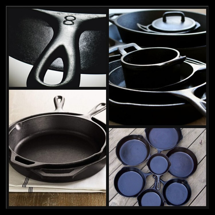 Cast Iron Cookware/Bakeware
