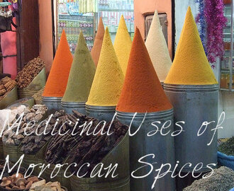 Medicinal Uses of Moroccan Spices