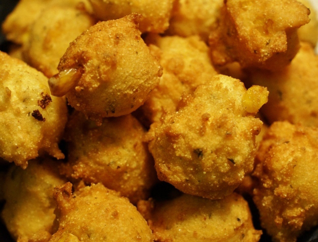 How To Make Hush Puppies, The Greatest Fried Food Of All Time...