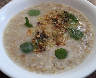 OAT MEAL PORRIDGE