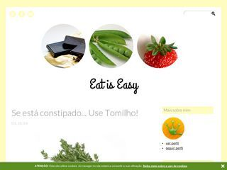 Eat is Easy
