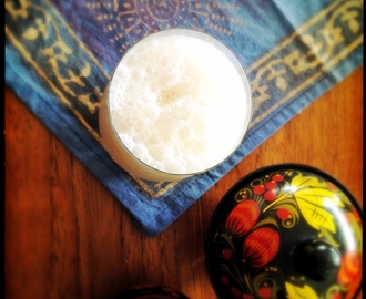 Sweet and Tangy Lassi | Indian Yoghurt Drink
