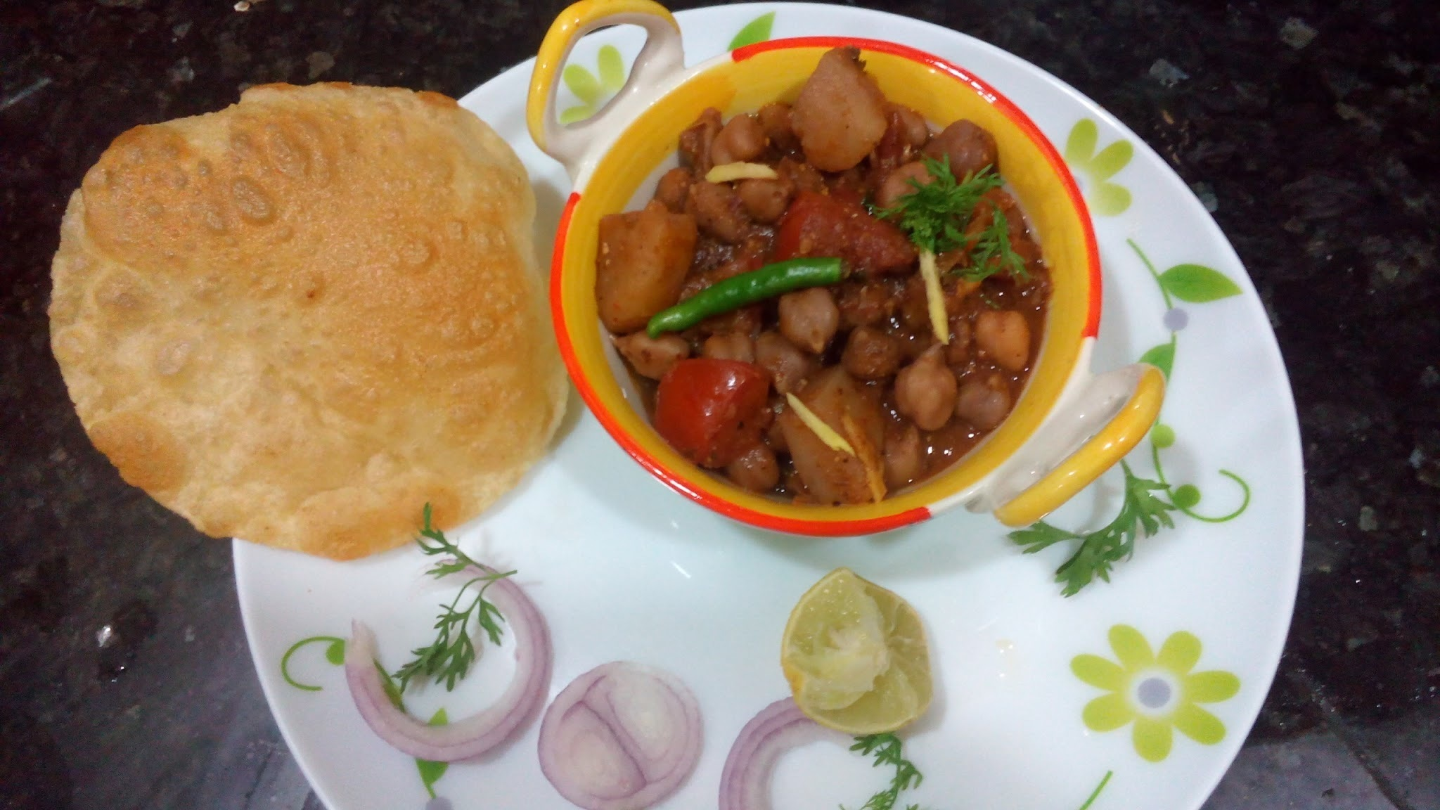 Aloo Chole recipe,Aloo chana masala| how to make punjabi aloo chole
