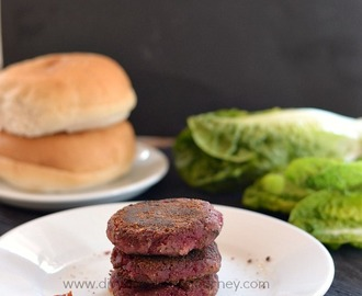 Beetroot Cutlet | Beetroot Tikki | Beetroot Patties