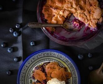 Easy Blueberry Crisp , bisquick blueberry cobbler recipe