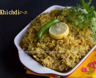 Khichdi - A Feast of the Lord