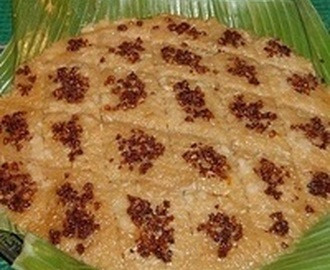 Biko (Sweet Rice Cake) Recipe