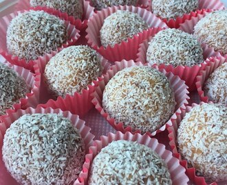 No bake cakebonbons