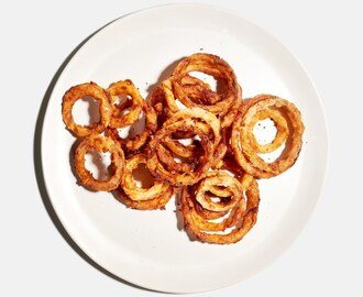 Brown Butter–Fried Onion Rings