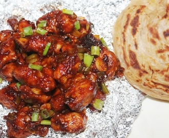 Chicken Manchurian Dry Recipe