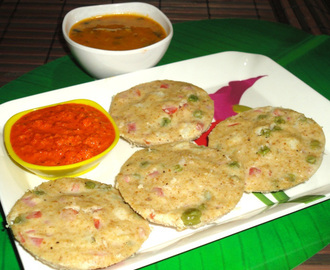 Oats vegetable idli recipe, how to make oats idli