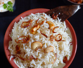 Ghee rice recipe | How to make ghee rice recipe