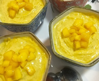 MANGO N FRESH MINT HOMEMADE ICECREAM