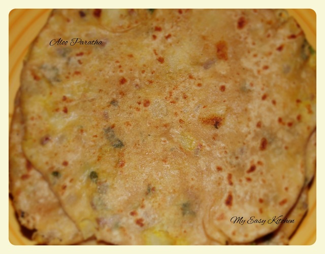 Aloo Paratha / How to make Aloo paratha