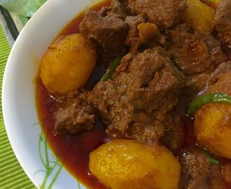 PATHAR MANGSHO / BENGAL MUTTON CURRY