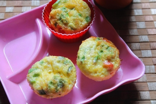 Egg Muffin Cups Recipe - Toddler & Kids Recipes