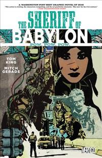 The Sheriff of Babylon Vol. 2: Pow. Pow. Pow.
