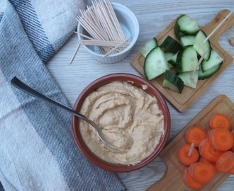The Best Hummus Dip