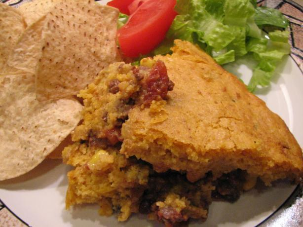 Iron Skillet Tamale Pie