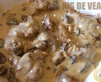 Recettes de comment rechauffer les ris de veau mytaste - Comment cuisiner les ris de veau ...