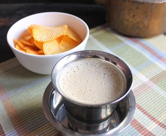 How To Make South Indian Filter Coffee And A Product Review of Tsakafi