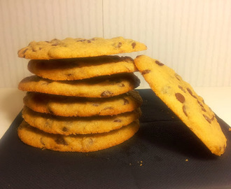 Galletas con chips de chocolate (Chocolate Chips Cookies)