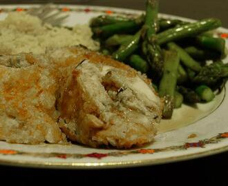 Olive-Stuffed Chicken Breasts