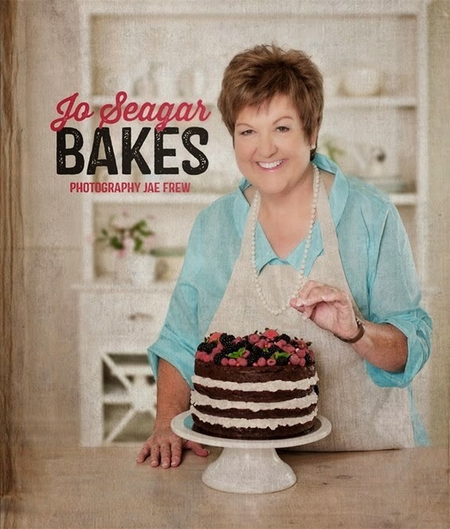 Jo Seagar  Bakes ( another cookbook fromThe Queen of New Zealand Baking)