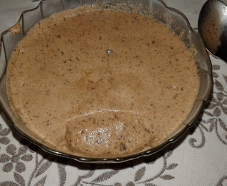 Mousse Chocolate Diferente