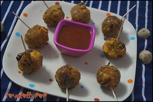 SOYA LOLLIPOP/PARTY SNACKS/SOYA RECIPES