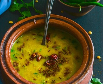 Lucknawi Dal Recipe