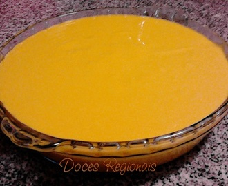 Mousse de Manga ~ Receita Light