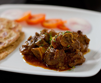 Mutton Curry Punjabi Style