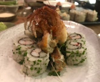 London: fantastisk sushi på Dinings SW3