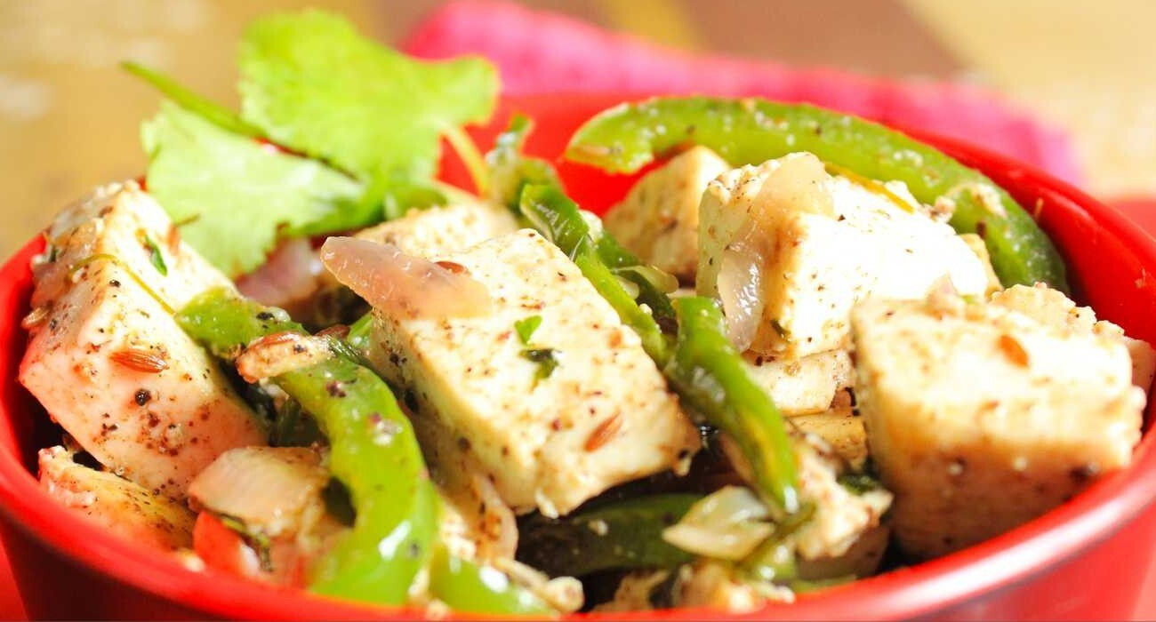 Paneer Capsicum Recipe in Hindi – Shimla Mirch Paneer Recipe