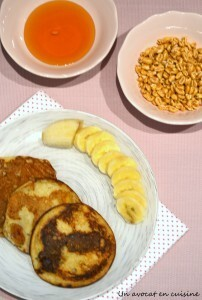 Pancakes Hyperprotéinés – Weight Watchers