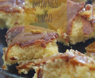 Brownies Limão | Lemon Brownies