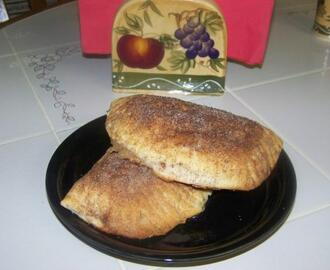 Oven Fried Apple Pies