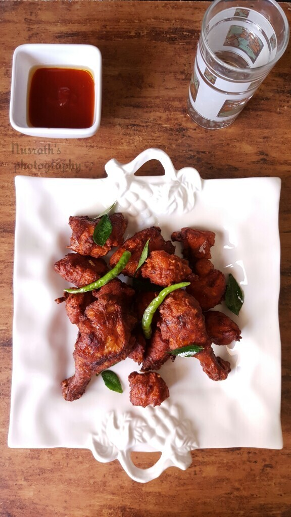 Andhra style chicken  65|How to make Andhra style chicken 65 from scratch